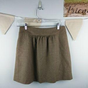J. Crew Skirts - J. Crew  sidewalk wool skirt